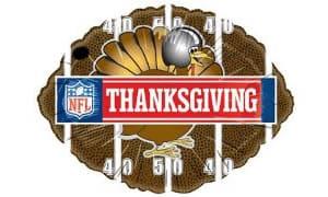 Thanksgiving Day NFL logo