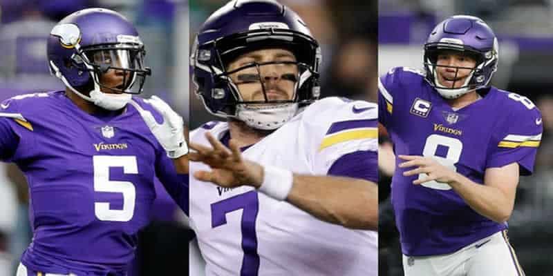 Vikings Quarterbacks