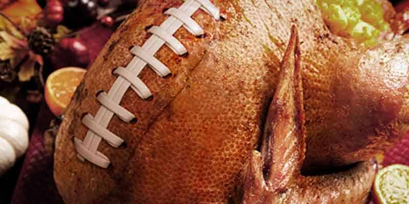 Oddsmakers Serve Up 2018 Thanksgiving NFL Betting Lines