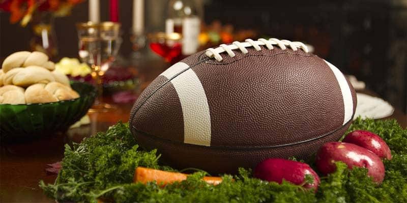 football-dinner