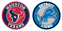Texans vs. Lions