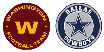 Washington vs. Dallas