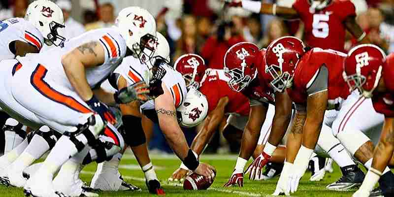 Auburn Tigers vs. Alabama Crimson Tide
